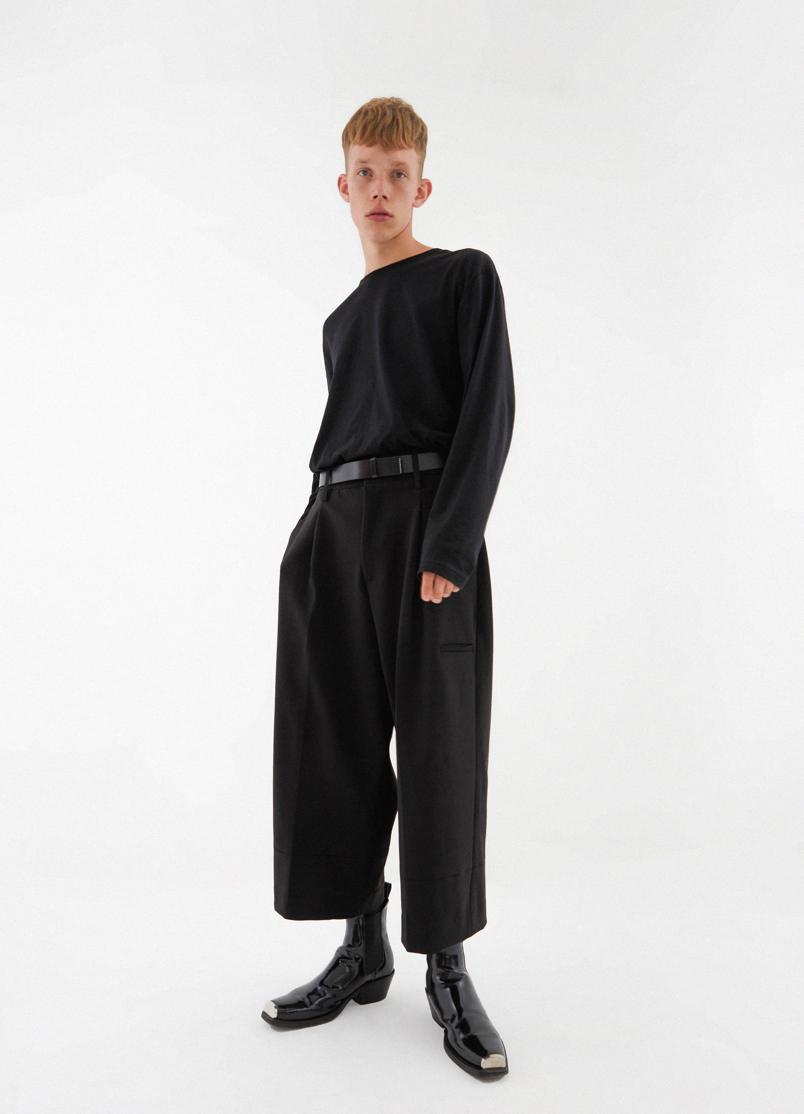Stitch Hidden Minimal Belt
