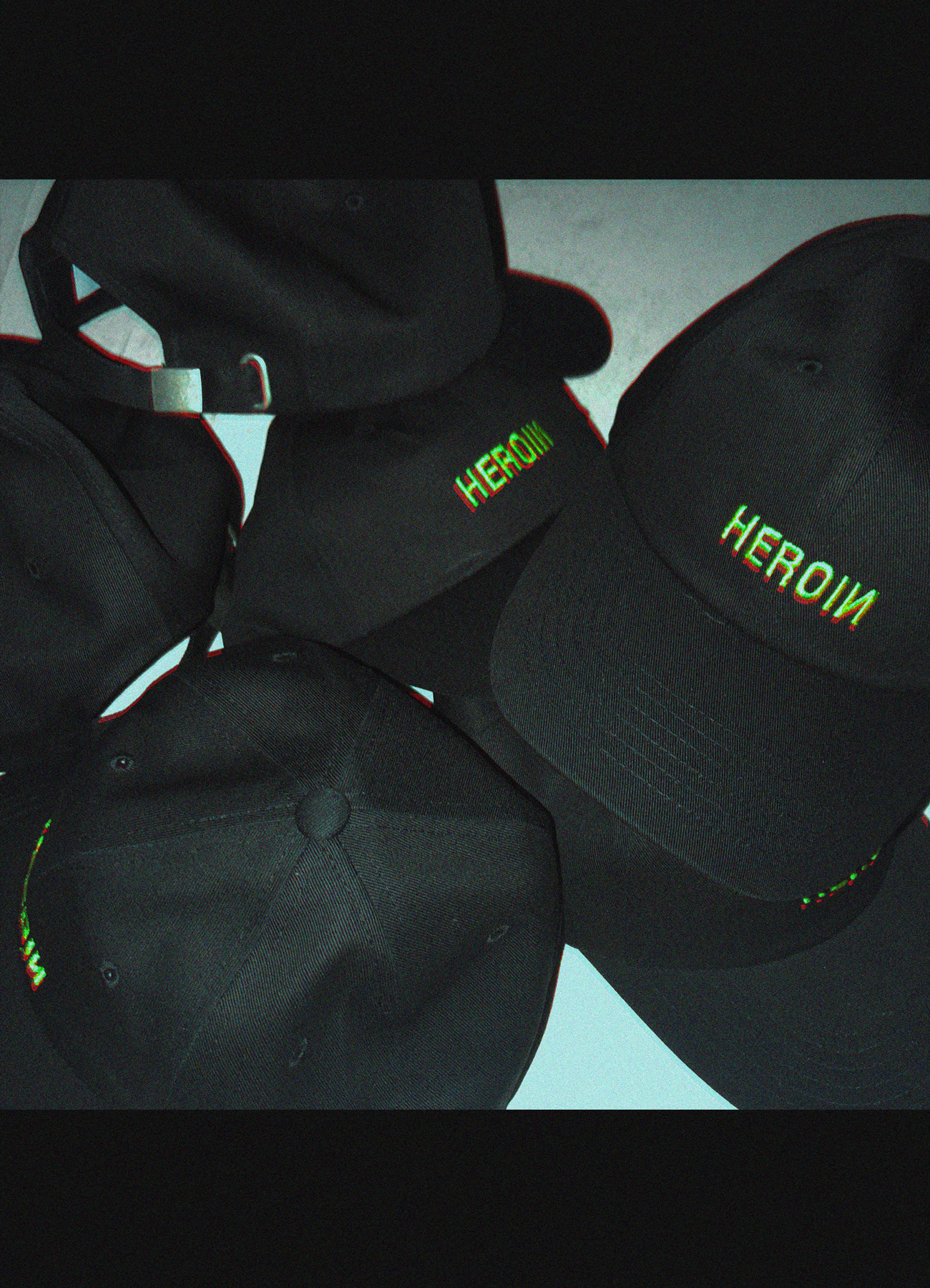 Heroin Ball Cap