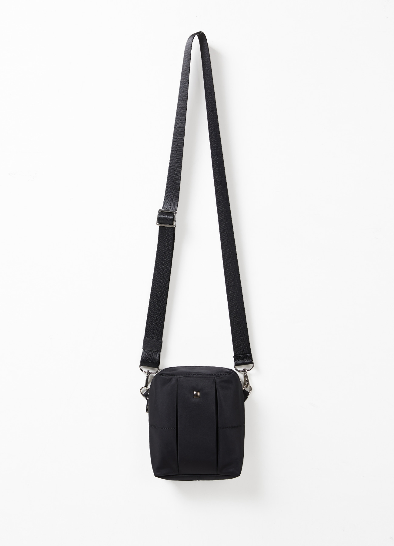Square Mini Bag - Black