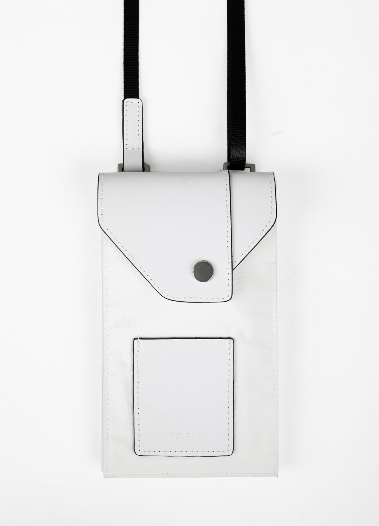 Collage Mini Bag V2 - White